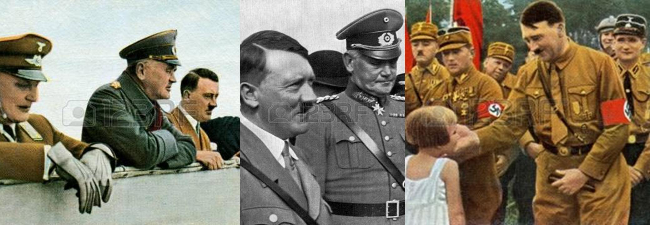 L'Allemagne nazie – L'avant-guerre, l'année 1933