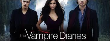 """Quand la série """"The Vampire Diaries"""" a-t-elle été diffusée sur """"The CW"""" ?"""