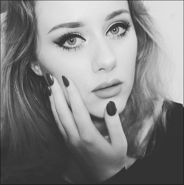 Quel nombre correspond au dernier album d'Adele ?