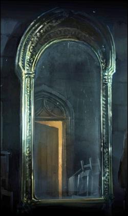 D'après toi, que verrais-tu dans le miroir du Riséd ?