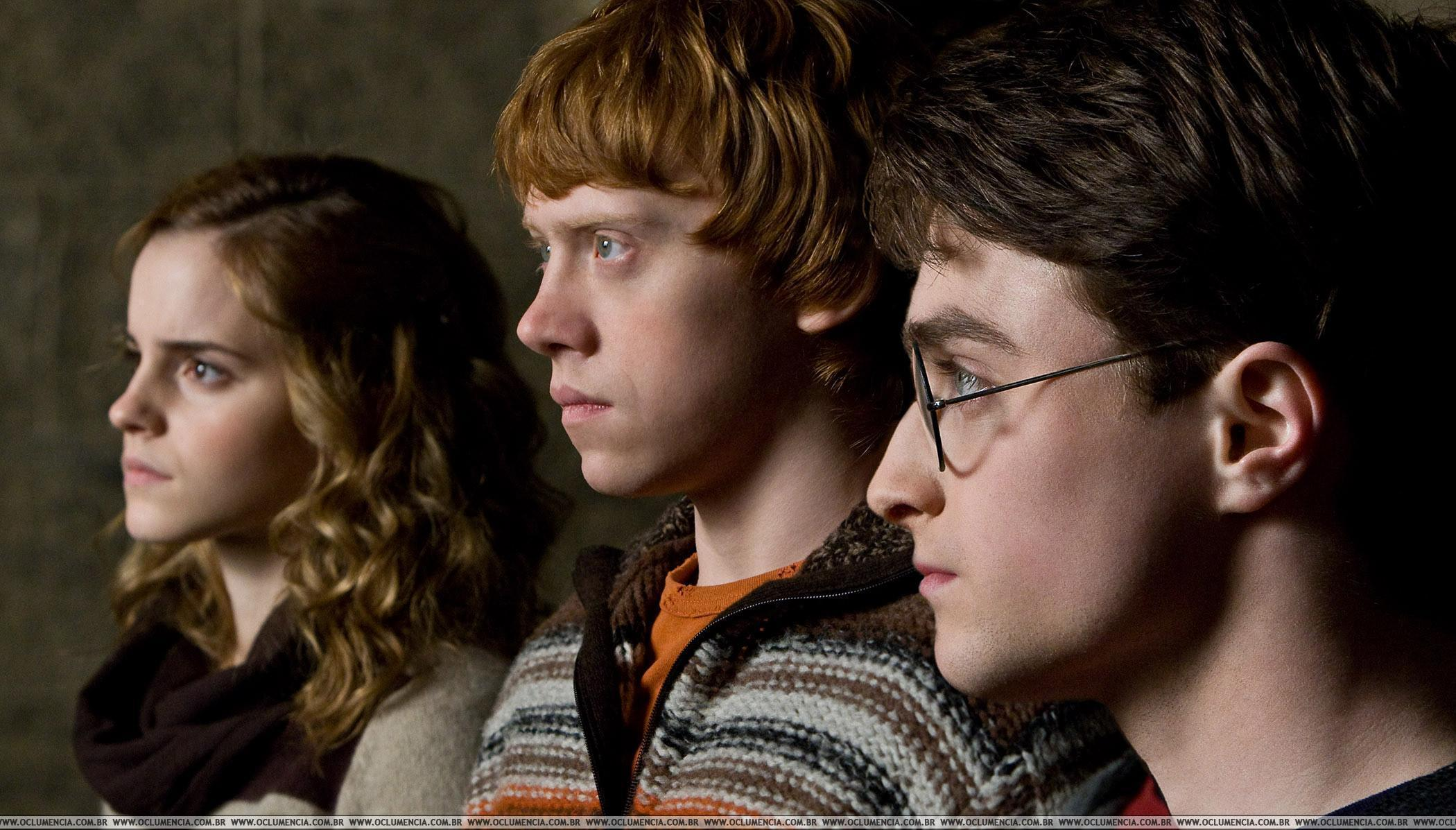 Harry, Hermione ou Ron ?