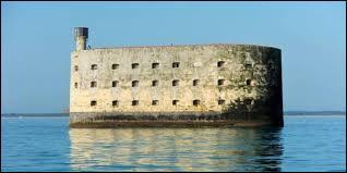 Dans quel département se trouve le Fort ?