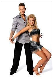 Qui est le candidat qui danse avec Katrina Patchett ?