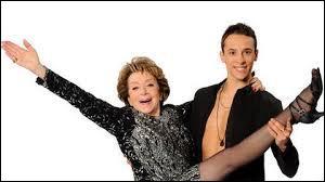 Qui est la candidate qui danse avec Grégoire Lionnet ?