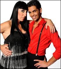 Qui est la candidate qui danse avec Christophe Licata ?