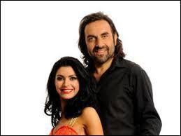 Qui est le candidat qui danse avec Candice Pascal ?