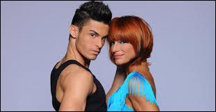 Qui est le candidat qui danse avec Fauve Hautot ?