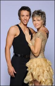 Qui est la candidate qui danse avec Grégoire Lyonnet ?