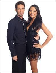 Qui est la candidate qui danse avec Grégory Guichard ?