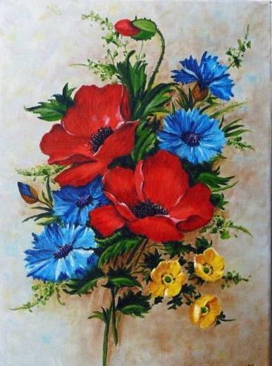 Le bon mot - 18 - Les fleurs
