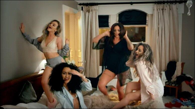 Quels sont les genres musicaux des Little Mix ?