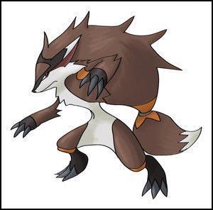 C'est un Pokémon.