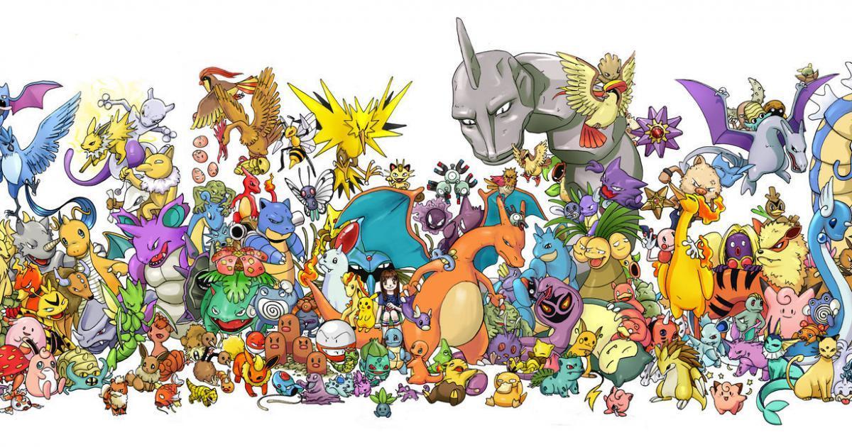 Sais-tu reconnaître un Pokémon ?