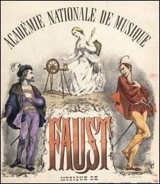 """Quel musicien a composé l'opéra """"Faust"""" ?"""