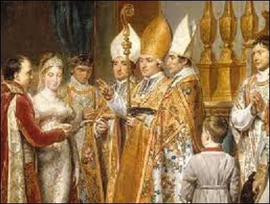 Le lundi 2 avril 1810, Marie-Louise d'Autriche, fille aînée de l'empereur François Ier d'Autriche, épouse l'empereur des Français, Napoléon Ier, dix-sept ans après la mort tragique de Marie-Antoinette. Quel lien de parenté liait ces deux personnes ?