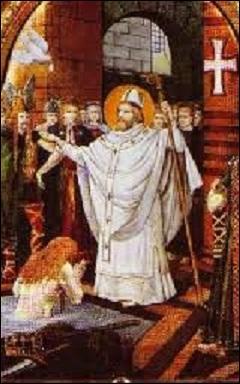 Vers 498, à la Noël, Clovis avec environ 3 000 de ses soldats se fait baptiser par l'évêque Rémi (devenu depuis Saint Rémi), mais dans quelle ville ?