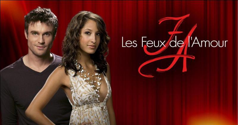 """Sur quelle chaîne la série américaine """"Les Feux de l'amour"""" passe-t-elle en France ?"""