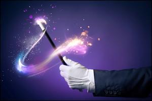 Si tu devais choisir ton pouvoir magique ce serait...