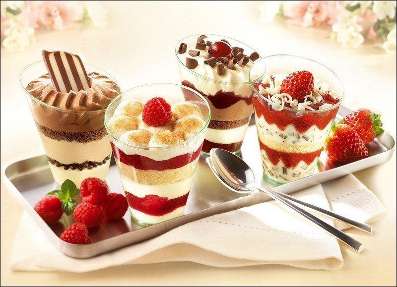 Ton dessert préféré est...