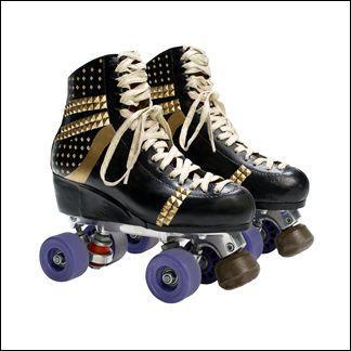 À quelle fille appartiennent ces patins ?