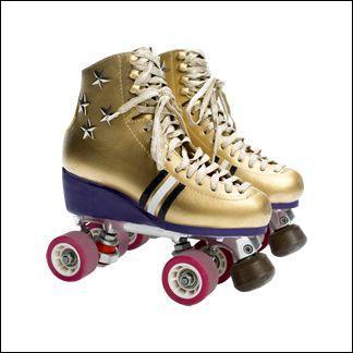 Ces patins magnifiques sont à :
