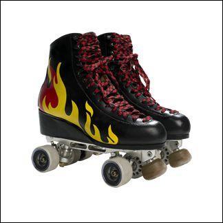 À qui appartiennent ces patins ?