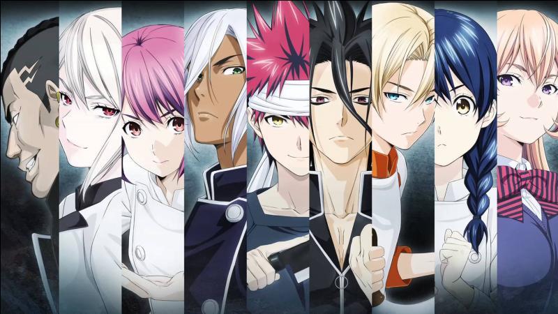 Shokugeki No Soma : qui est amoureuse de Soma ? (se voyant très explicite une seule réponse, saison 1)