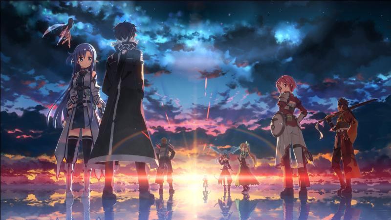 Sword Art Online : qui a embrassé Kirito ?