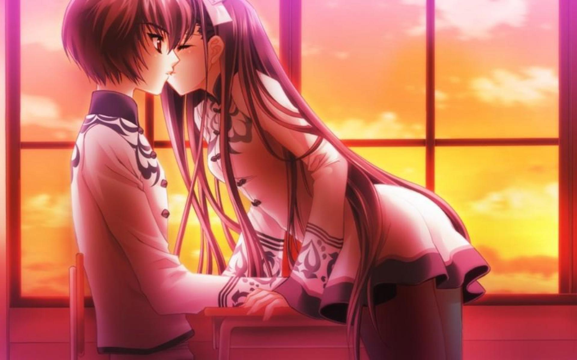 Mangas/animes : l'amour