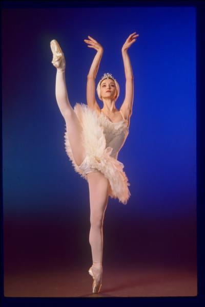 Cette danseuse espagnole danse avec le ballet de Munich !Voici...