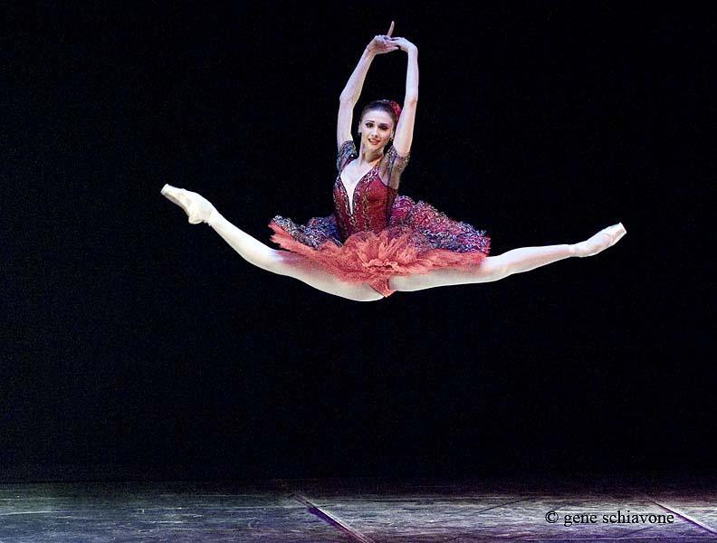 Les danseuses de ballet