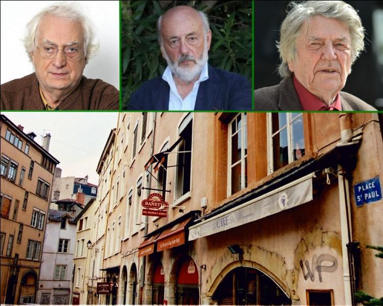 """Ville historique du cinéma, Lyon a été le premier lieu de tournage des Frères Lumières. Mais quel réalisateur né dans cette ville à tourné en 1974 """" L'horloger de St-Paul """" dans ce quartier même?"""