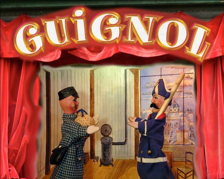 """Ne terminons pas ce quiz sur Lyon sans évoquer """"Le Théâtre de Guignol. Tout le monde connaît le compagnon de Guignol : Gnafron. Mais quel est le nom donné le plus couramment au brigadier?"""