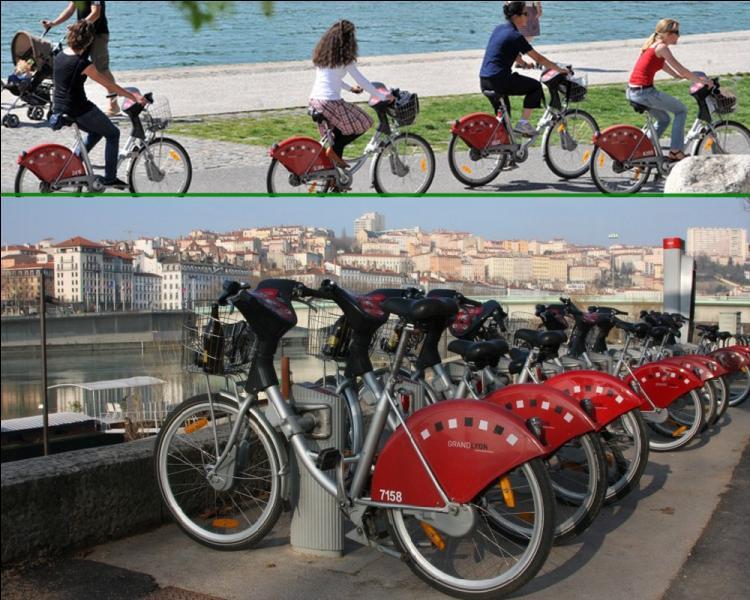 Sous quel nom désigne-t-on le système de location libre-service mis en place dans la métropole de Lyon?