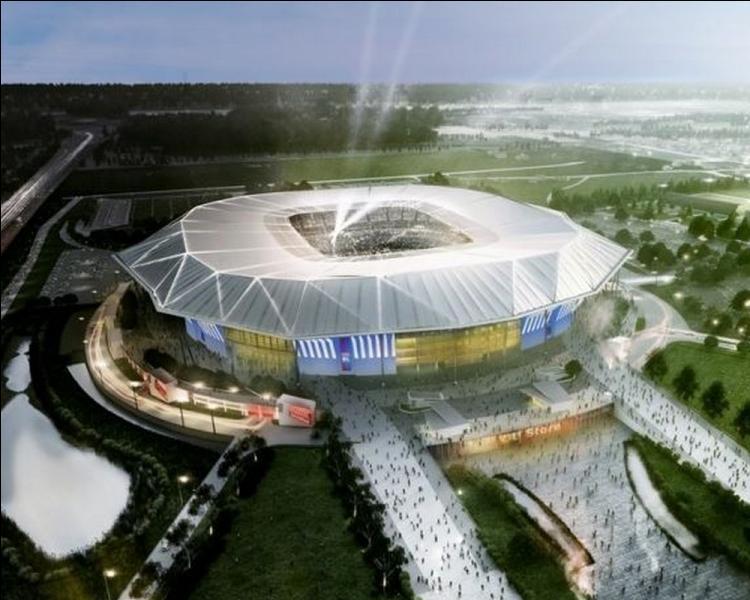 Le Parc Olympique Lyonnais ou Grand Stade de Lyon, d'une capacité de 60000 places fut inauguré le 9 janvier 2016. Ce nouveau stade est aussi nommé...