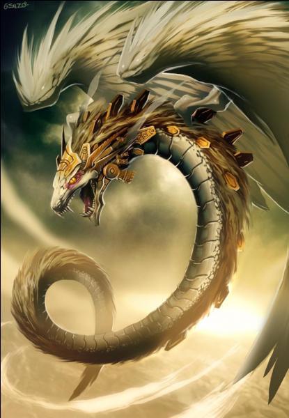 De quelle civilisation Quetzalcoatl est-il l'un des dieux principaux ?
