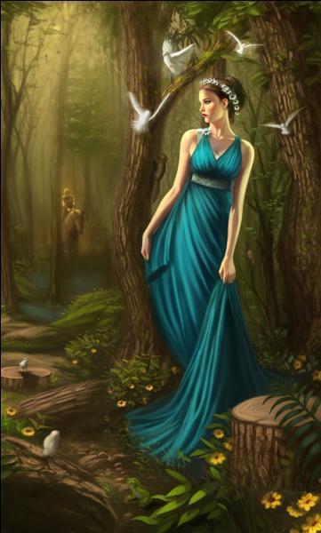 Qui est l'épouse d'Hadès, dieu des enfers grecs ?