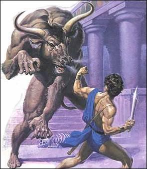 Qui tua le Minotaure ?