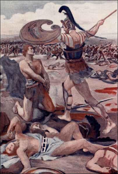 Qui tua Patrocle, cousin d'Achille ?
