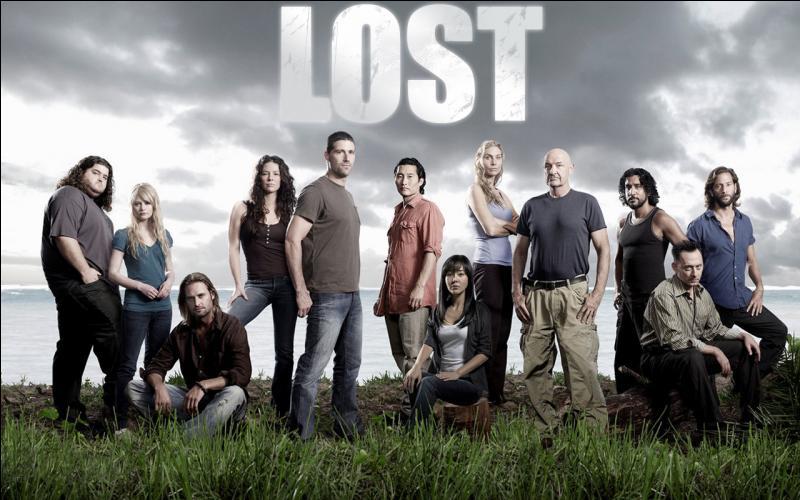 Lost c'est d'abord des rescapés d'un crash aérien qui doivent survivre sur une île non répertoriée sur les cartes, un crash donc, mais de quelle compagnie aérienne ?