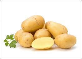 Vous préférez consommer les pommes de terre :