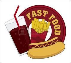 Allez-vous souvent manger dans un fast-food ?
