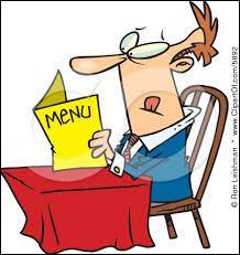 Au restaurant, vous prenez souvent comme plat principal :