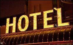 """Comment diriez-vous """"hôtel"""" en langage sms ?"""