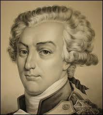 """""""L"""" comme """"Lafayette"""". Qui était ce fameux personnage, né en 1757 et mort en 1834 ?"""