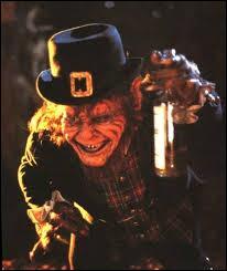 """""""L"""" comme """"leprechaun"""". Cette sorte de gnome est un personnage typique des contes et légendes, issus du folklore venant de ..."""