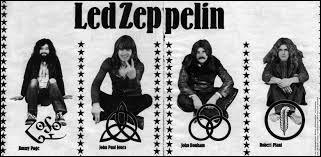 """""""L"""" comme """"Led Zeppelin"""". Parmi ces titres phares du répertoire rock, désignez celui composé et interprété par ce groupe britannique :"""