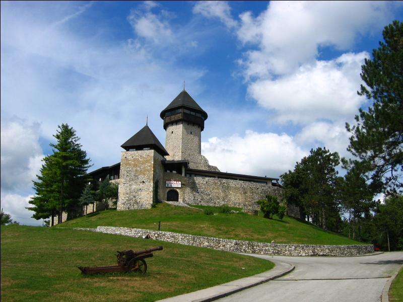 Lesquelles de ces localités se situent en Bosnie-Herzégovine ?