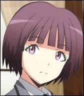 Quel est le nom de cette élève fan de manga ?
