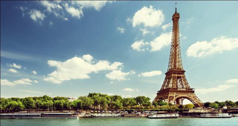 Quizz paris et ses lieux touristiques quiz lieux for Lieux touristiques paris